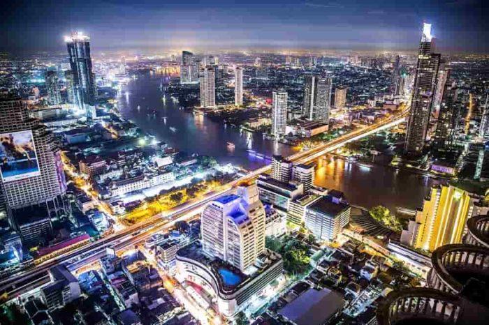 首都 バンコクってどんなとこ?