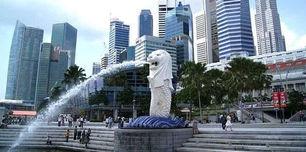 シンガポールでやってはいけないこと
